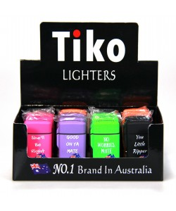 Tiko Lighters - TK0050