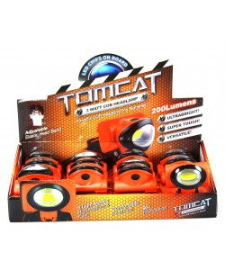 Tomcat 3W COB LED Headlamp