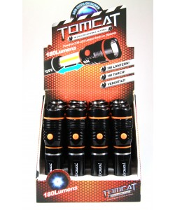 Tomcat 3W LED Lantern/1W Torch