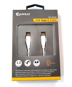 TYPE-C To TYPE -C Cable