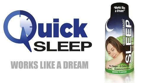 Sleep drink